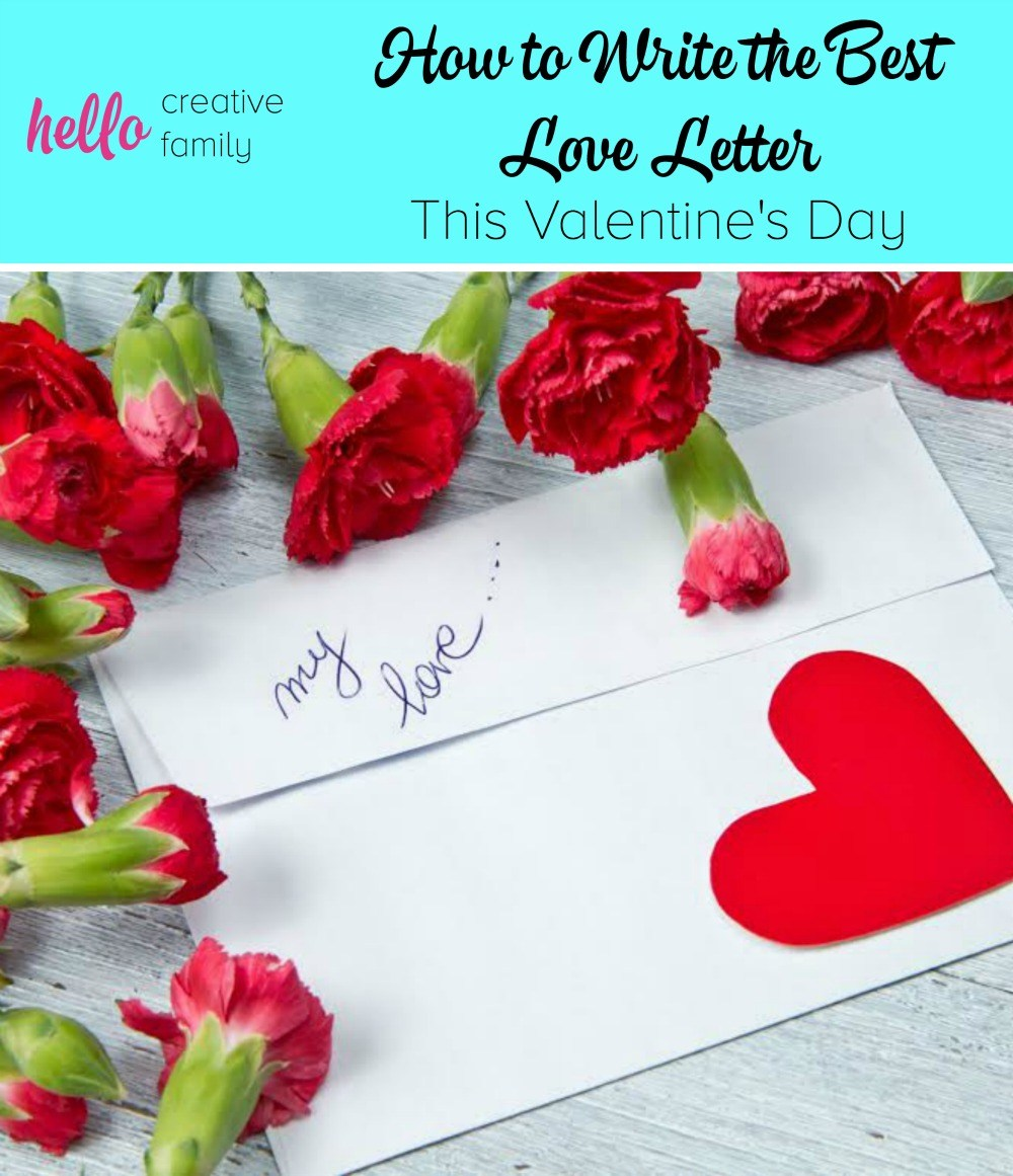 Best Love Letter Writing from diyopic.com