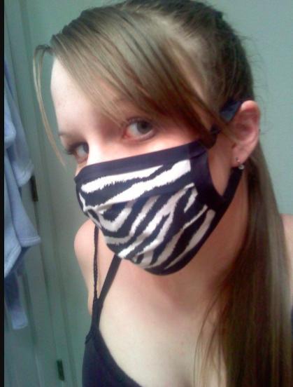 diy mask for face