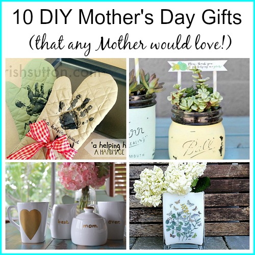 diy mothers day gifts 2020 ideas
