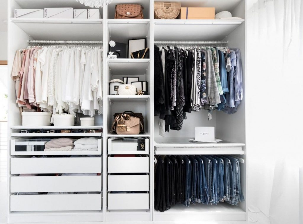 DIY Closet Ideas Organizing